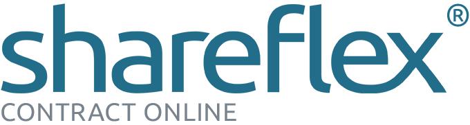 logo shareflex contract online