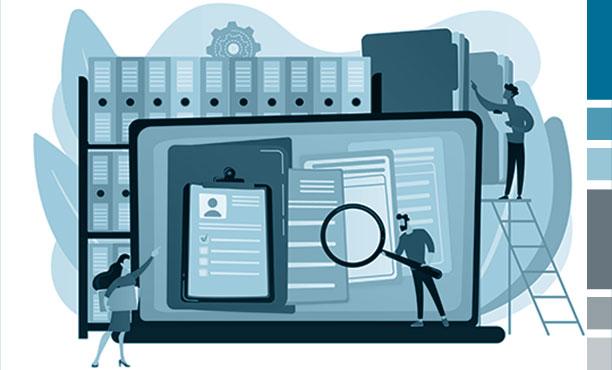 Organisation von Akten und Dokumenten in einem ECM oder DMS mit Microsoft 365 und SharePoint